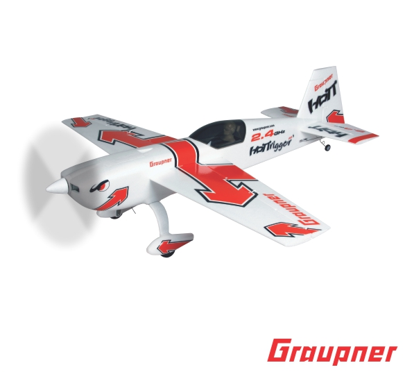 Image 0 of Graupner HoTTrigger 1400 Sport 3D Red ARF