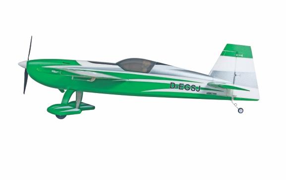 Image 2 of Graupner HoTTrigger 1400 Sport 3D Green ARF