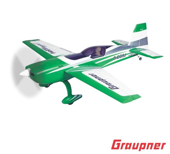 Image 0 of Graupner HoTTrigger 1400 Sport 3D Green ARF