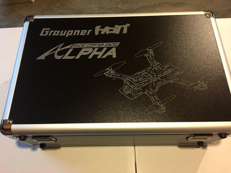 Image 8 of Graupner Alpha 250 Race Copter FPV RTF