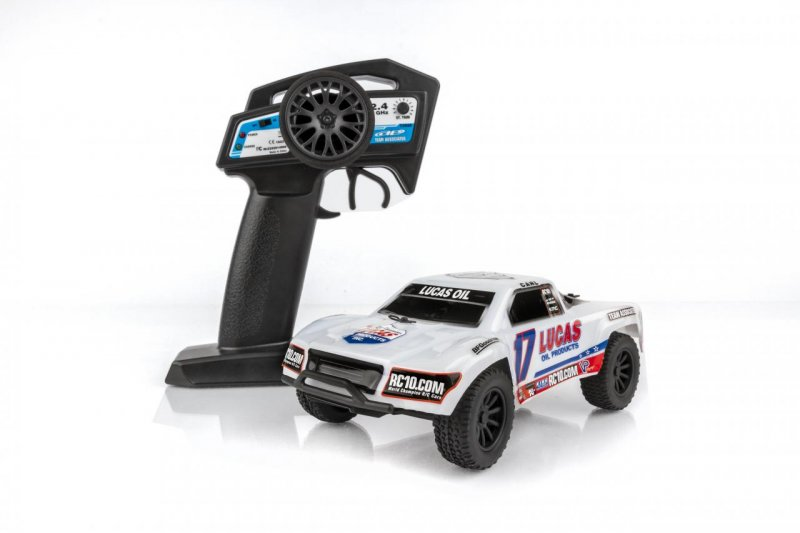 Image 0 of Team Associated SC28 Lucas Oil Edition Micro Short Course Truck 1/28 RTR