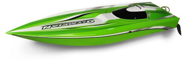Image 0 of Thunder Tiger OLYMPIAN Ready to Run Boat (Green)