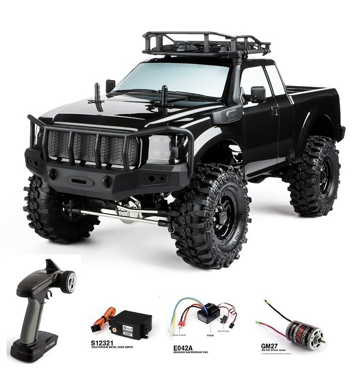 Image 0 of KOMODO RTR, 1/10 Scale 4WD Off-Road Adventure Vehicle, Assembled W/ 2.4 Radio Sy
