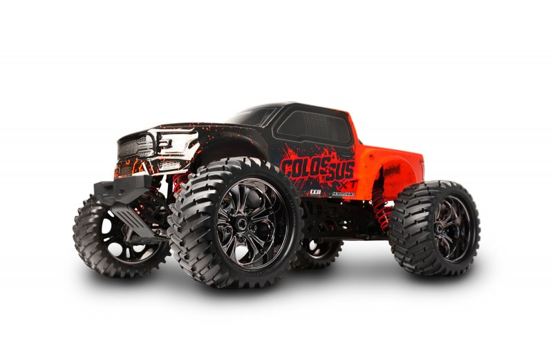 Image 11 of Colossus XT Mega Monster Truck RTR, COMBO package EVERYTHING included