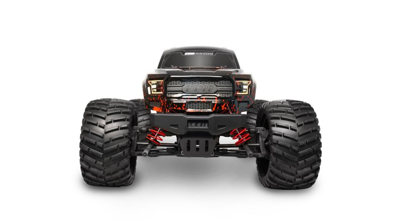 Image 12 of Colossus XT Mega Monster Truck RTR, COMBO package EVERYTHING included