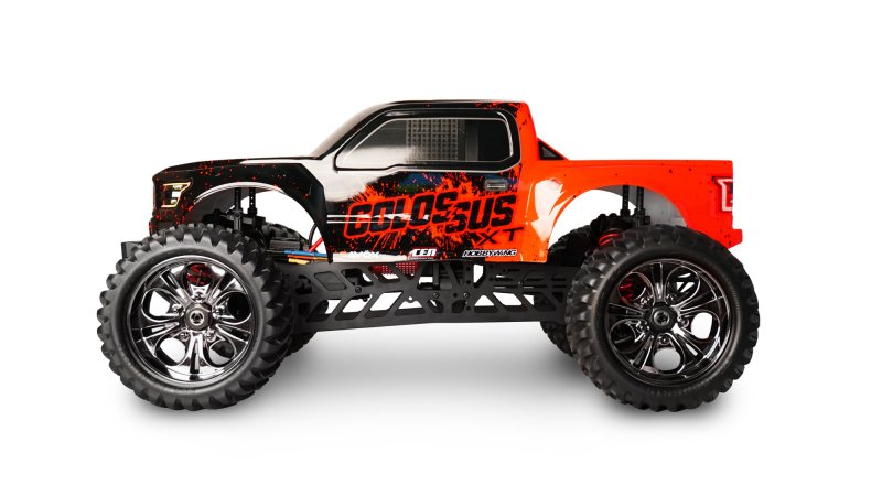 Image 13 of Colossus XT Mega Monster Truck RTR, COMBO package EVERYTHING included