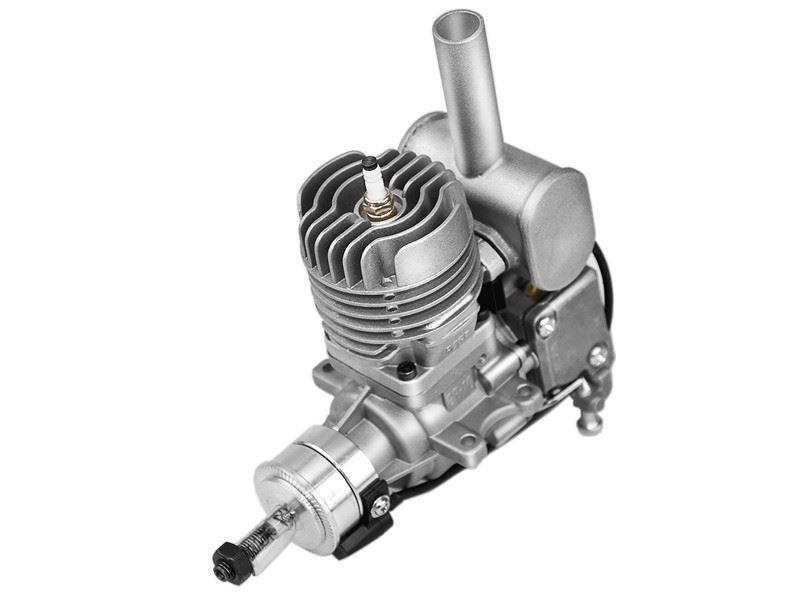 Image 7 of RCGF 10CC Gas Engine Rear exhaust