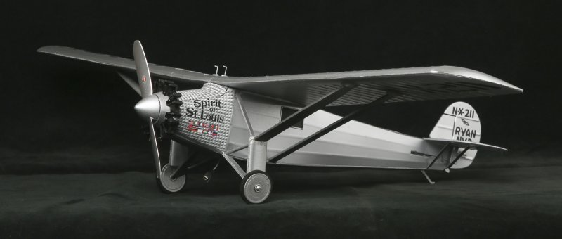 Image 0 of Spirit of St. Louis Micro RTF Airplane
