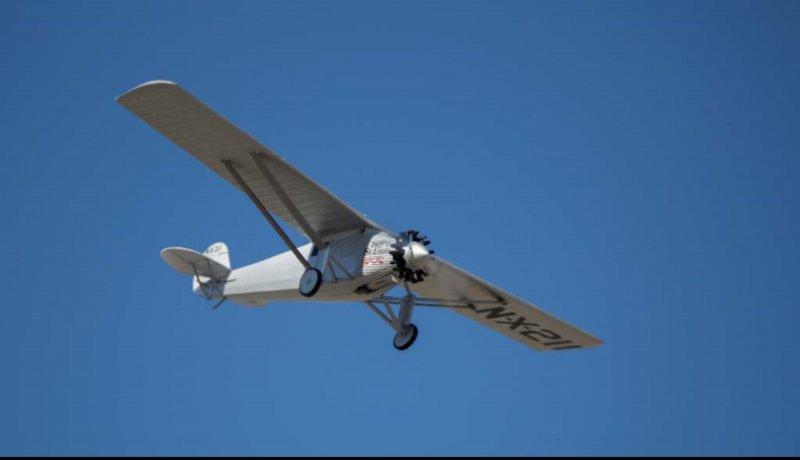 Image 2 of Spirit of St. Louis Micro RTF Airplane