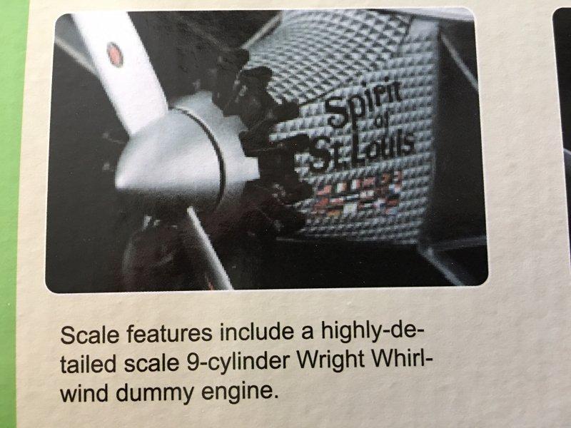 Image 5 of Spirit of St. Louis Micro RTF Airplane