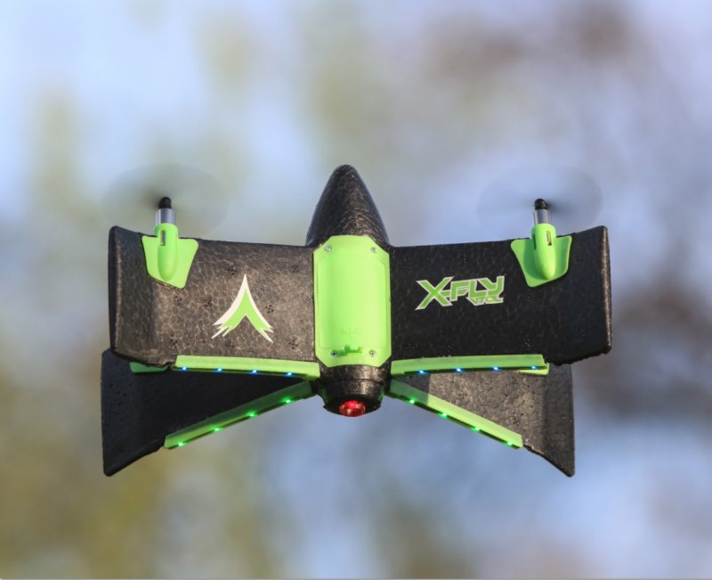 Image 1 of Rage X-Fly VTOL RTF Aircraft