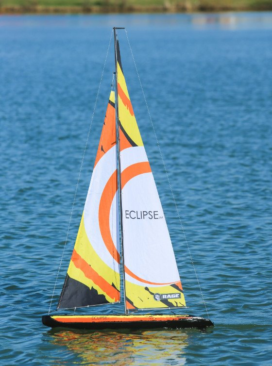 Image 0 of Rage Eclipse 1M RTR Sailboat