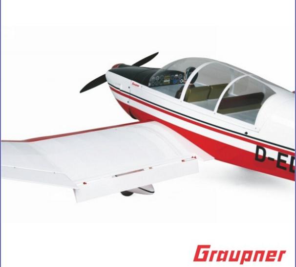 Image 1 of Graupner Jodel Robin DR 400/180 2500 - 98