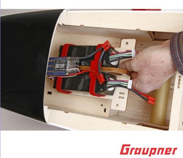 Image 2 of Graupner Jodel Robin DR 400/180 2500 - 98