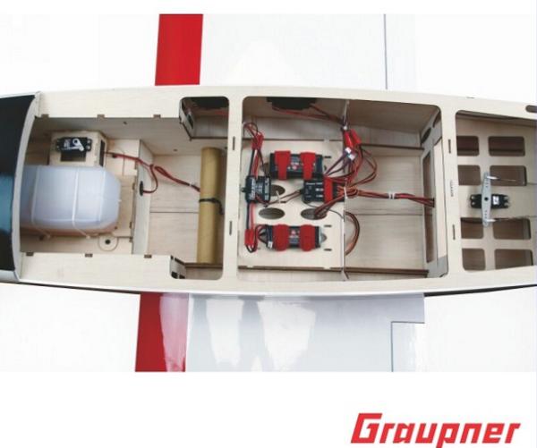 Image 3 of Graupner Jodel Robin DR 400/180 2500 - 98