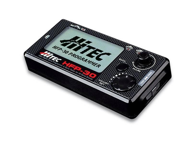 Image 0 of HFP-30 Digital Servo Programmer & Universal Servo Tester