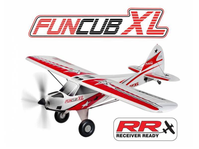 Image 0 of Multiplex FunCub XL - RR