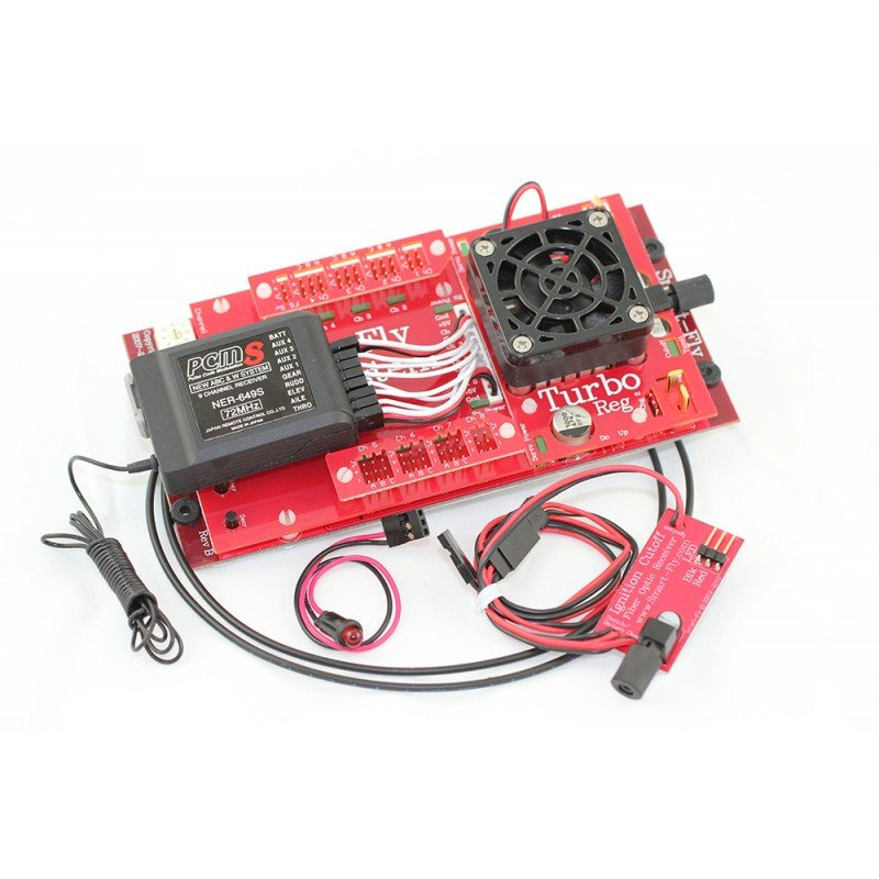 Image 0 of Smart fly POWER SYSTEM EQ6 TURBO PLUS