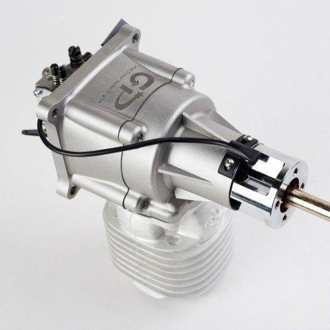 Image 0 of GP61 single cylinder 61cc RC model aircraft engine 6.5h.p.