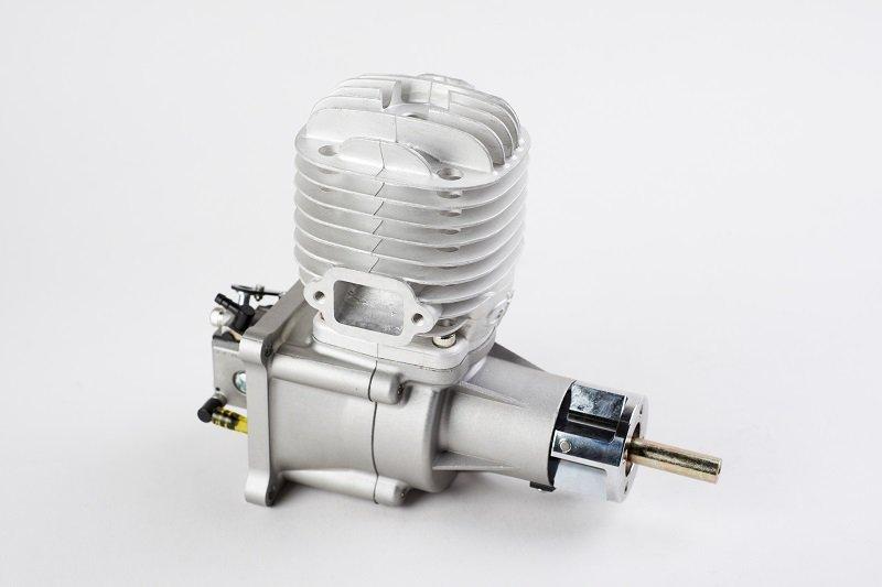 Image 1 of GP61 single cylinder 61cc RC model aircraft engine 6.5h.p.