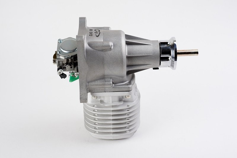Image 1 of GP88 EVO single cylinder 88cc RC model aircraft engine 9h.p.