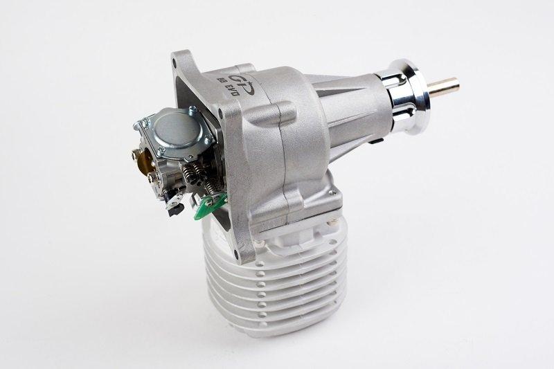 Image 2 of GP88 EVO single cylinder 88cc RC model aircraft engine 9h.p.