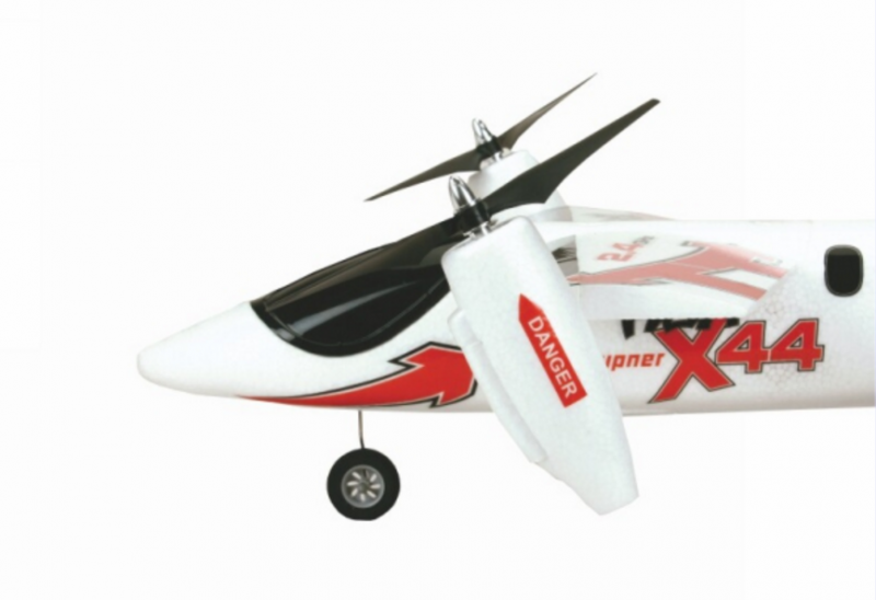 Image 3 of Graupner X-44 VTOL Experimental  ARTF
