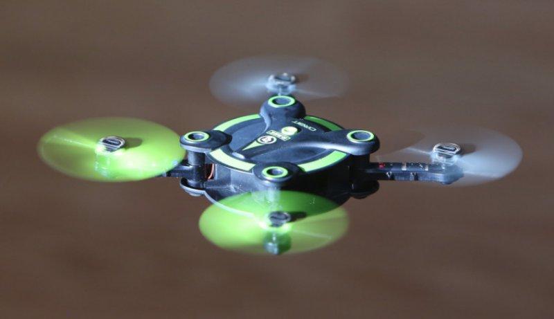 Image 2 of Rage Orbit FPV Pocket Drone RTF VR goggles included & 2 batteries