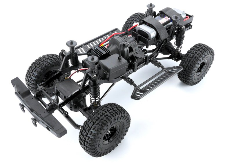 Image 4 of Carisma SCA-1E 1/10 Scale Coyote 4WD Scaler, RTR (285mm Wheelbase)