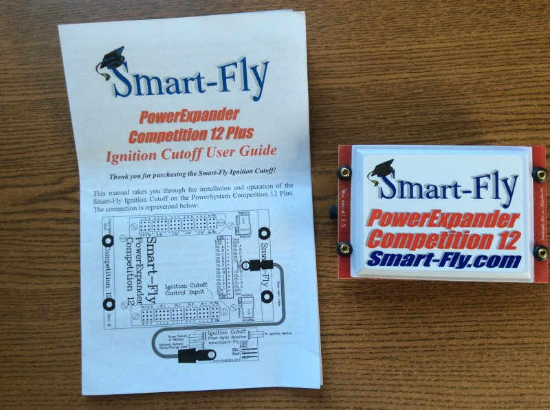 Image 0 of Smart-Fly POWEREXPANDER COMPETITION 12 PLUS
