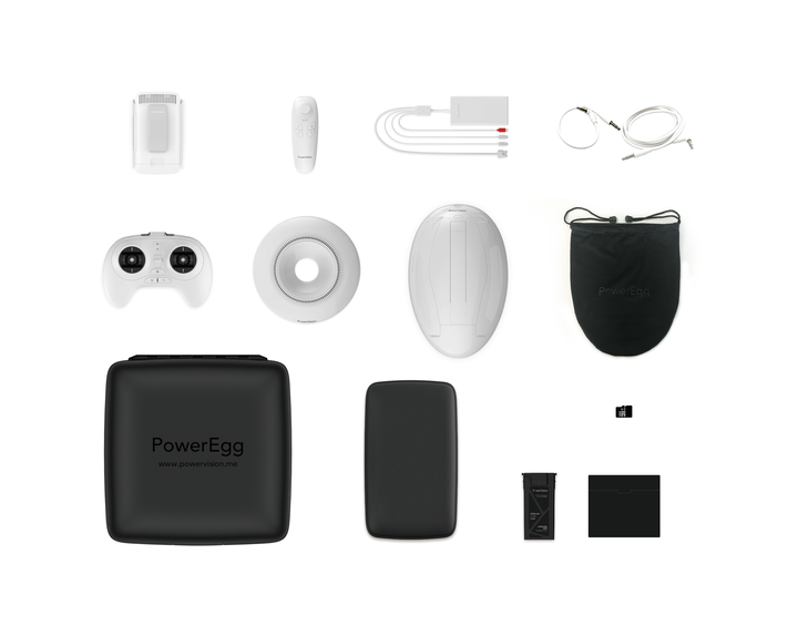 Image 4 of Power Vision PowerEgg revolutionary drone design
