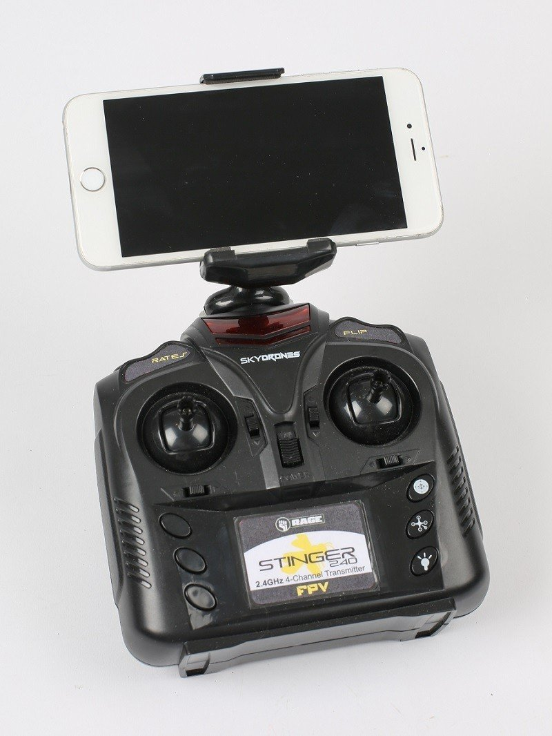 Image 2 of Rage Stinger 240 FPV RTF Drone