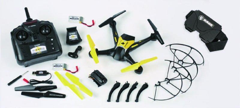 Image 3 of Rage Stinger 240 FPV RTF Drone