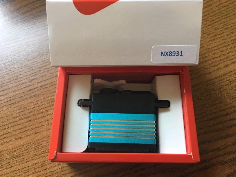 Image 1 of JR NX8931 PRO ULTRA TORQUE MG WV SMART SERVO