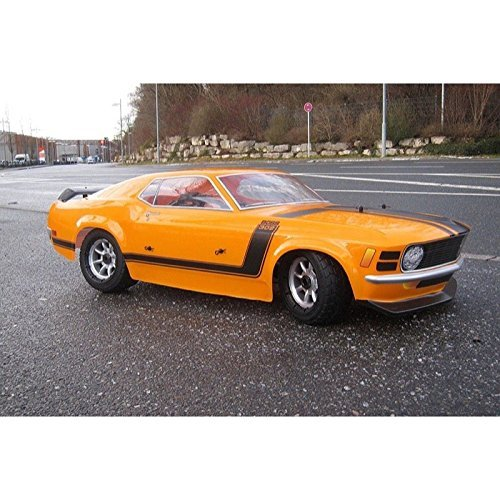 Image 0 of HPI H115123 - Baja 5R RTR Ford Mustang Boss 302 1970