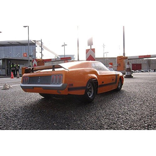 Image 2 of HPI H115123 - Baja 5R RTR Ford Mustang Boss 302 1970