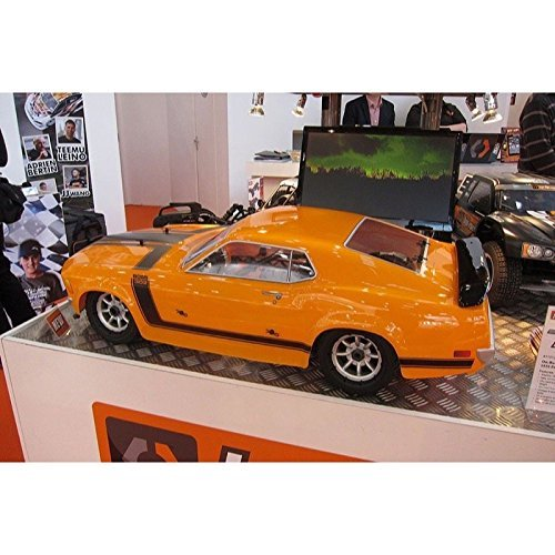 Image 5 of HPI H115123 - Baja 5R RTR Ford Mustang Boss 302 1970