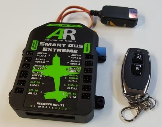 Image 1 of Booma RC Remote Switch for Smart Bus