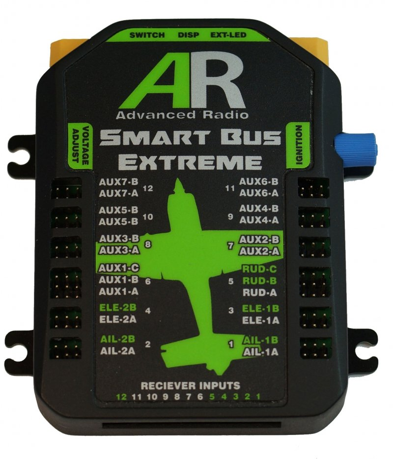 Image 0 of Booma RC Smart Bus Extreme 3S