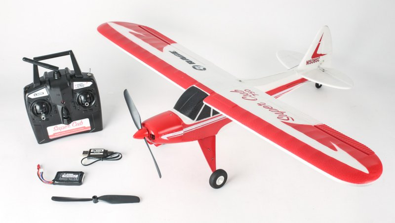 Image 0 of Super Cub 750 RTF 4-Channel Aircraft