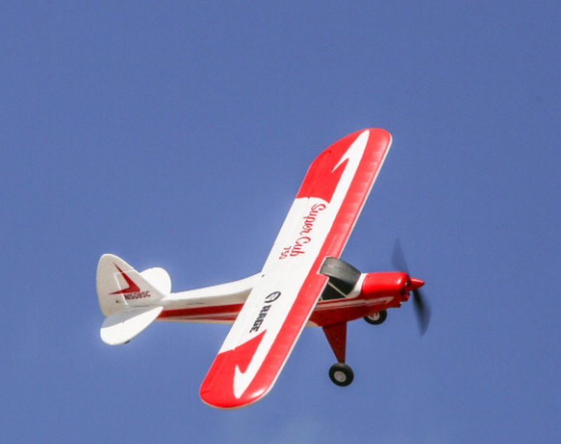 Image 1 of Super Cub 750 RTF 4-Channel Aircraft