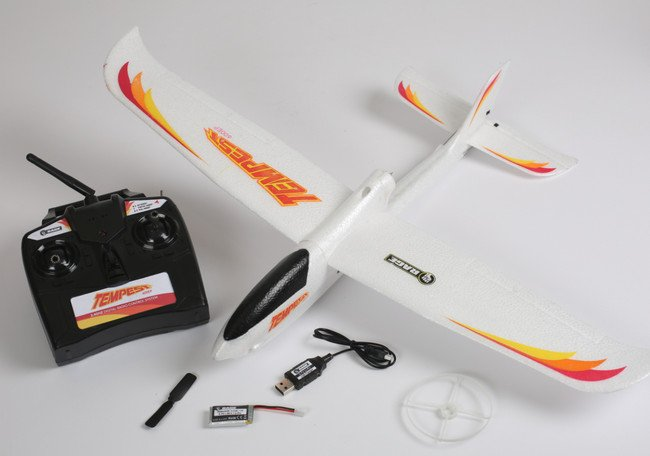 Image 0 of Rage Tempest 600 EP RTF Aircraft