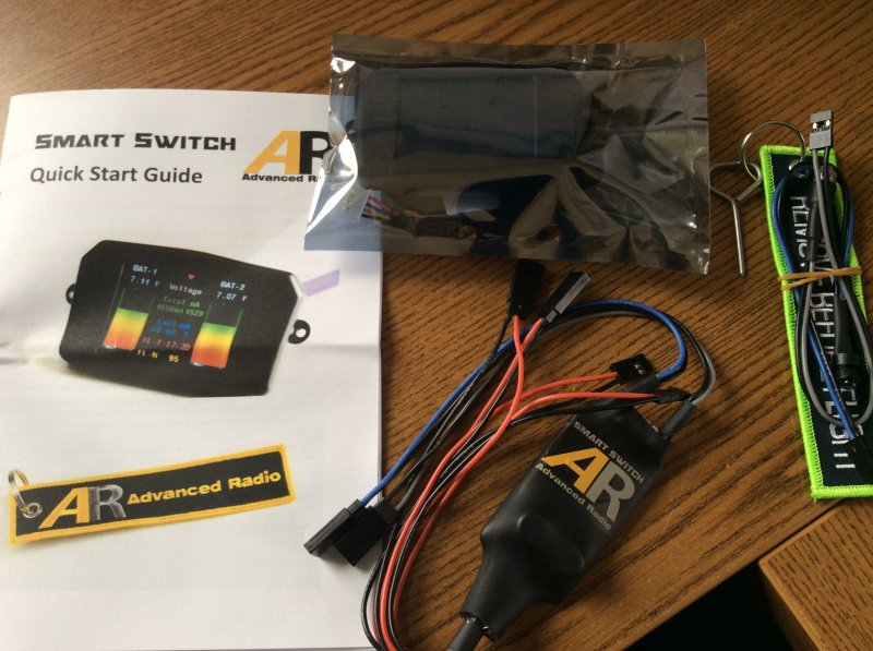 Image 0 of Booma RC Smart Switch with JR inputs and JR outputs