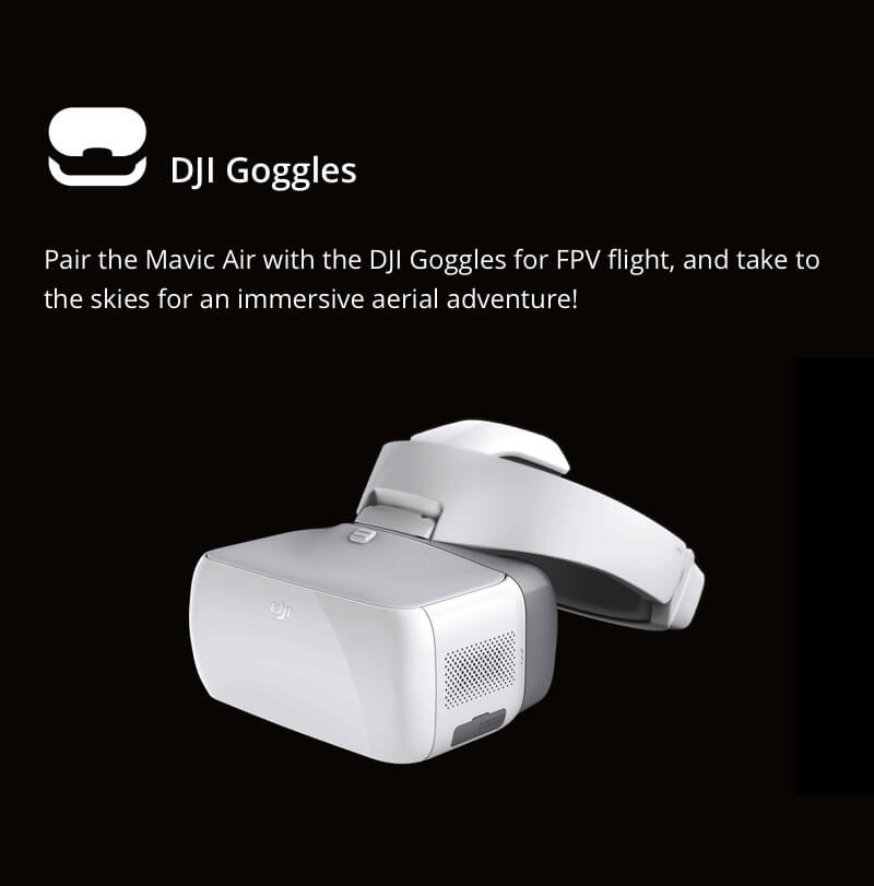 Image 4 of DJI Goggles - 1080P Immersive FPV