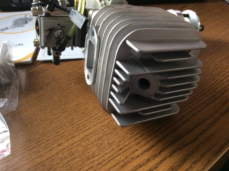 Image 5 of RCGF 60cc RE Rear exhaust NEW to RCGF extensive lineup of engines
