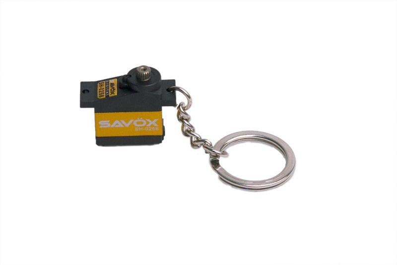 Image 0 of Savox Keychain, Micro Servo Style