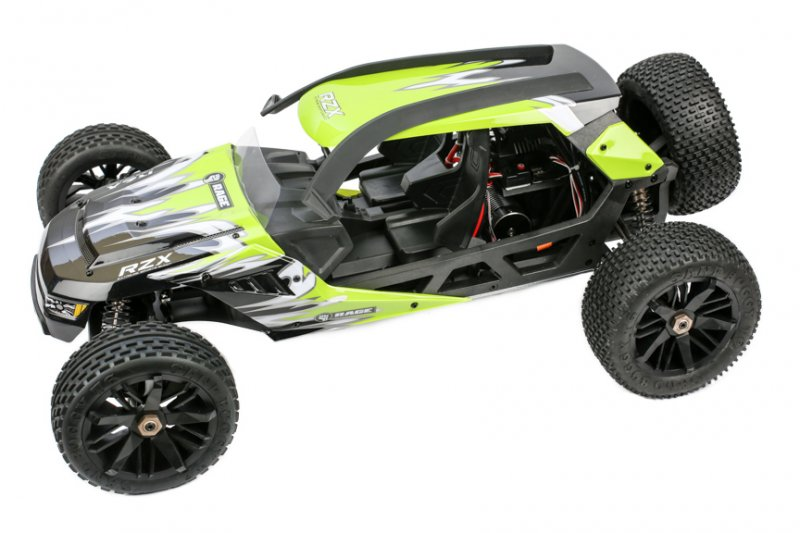 Image 0 of Rage RZX Brushless Buggy, RTR, 1/6 Scale, 2WD