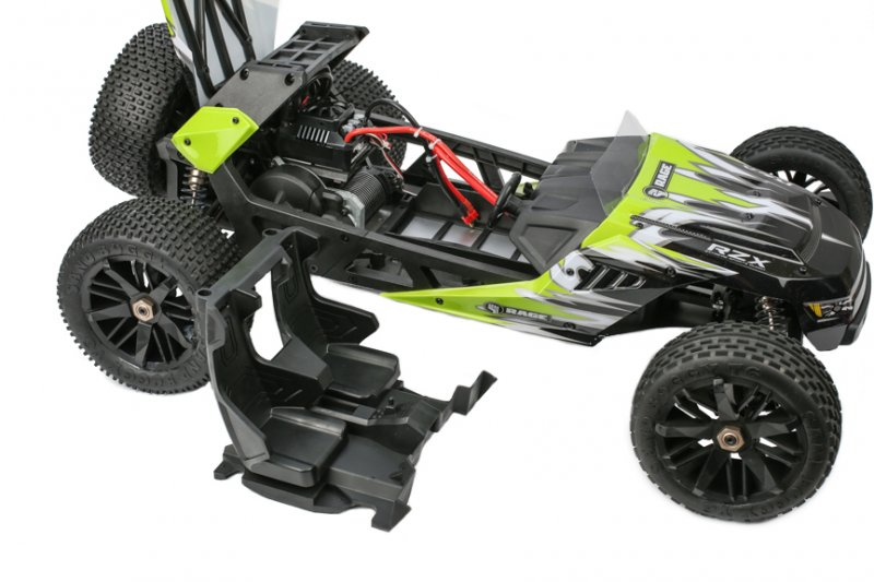 Image 1 of Rage RZX Brushless Buggy, RTR, 1/6 Scale, 2WD