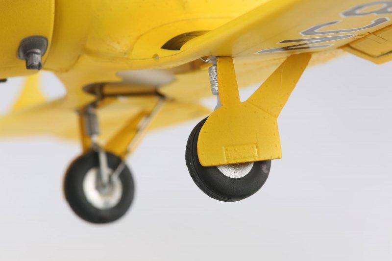 Image 2 of Beechcraft Model 17 Staggerwing Micro RTF