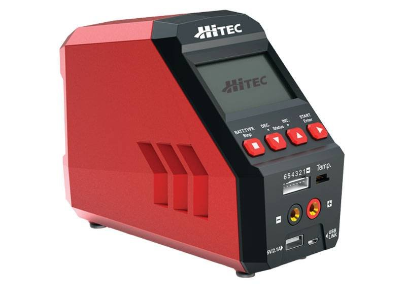 Image 1 of Hitec RDX1 Pro AC/DC Battery Charger/Discharger
